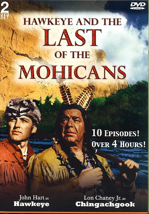 LAST OF THE MOHICANS BY HART,JOHN (DVD)