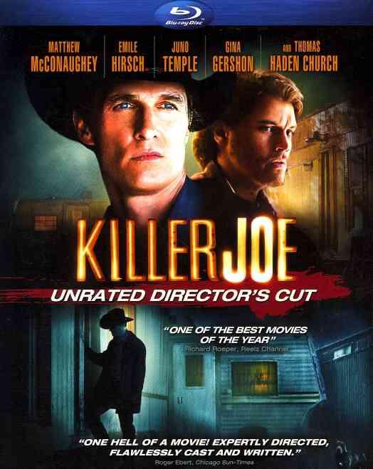 KILLER JOE BY MCCONAUGHEY,MATTHEW (Blu-Ray)